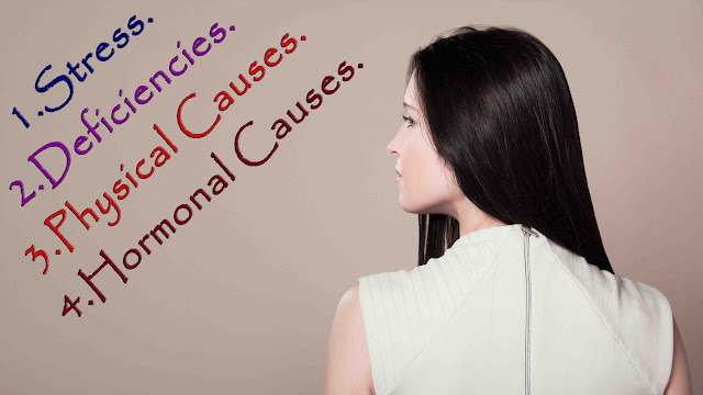 Common Causes Of Excessive Hair Loss In Women
