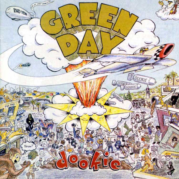 Greenday - Dookie (1994)