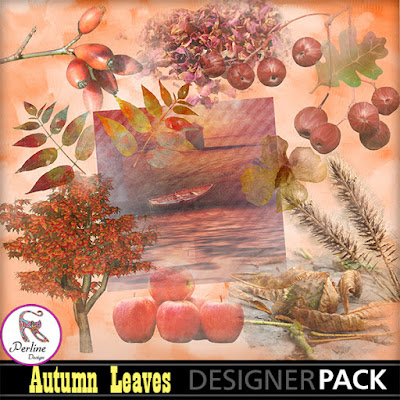 Autumn Leaves by PerlineDesign