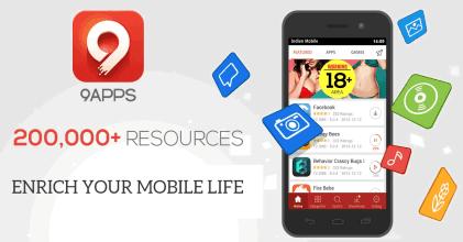 9Apps 1.2.6.1 APK Download