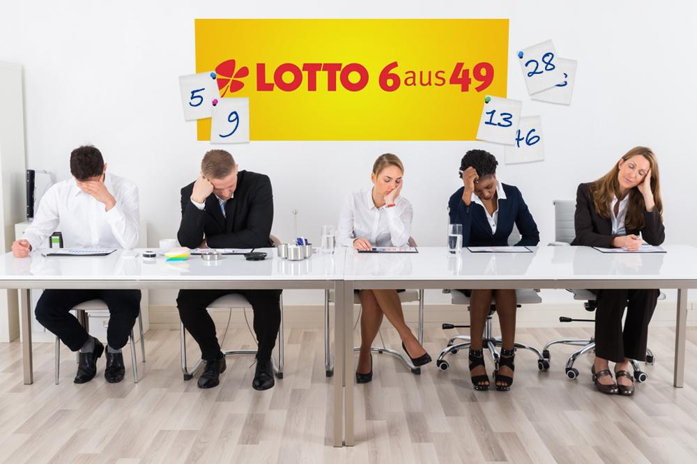 Lottozahlen Zufall