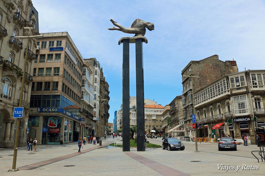 Vigo muchas ciudades en una viajes y rutas for Centro comercial la puerta del sol