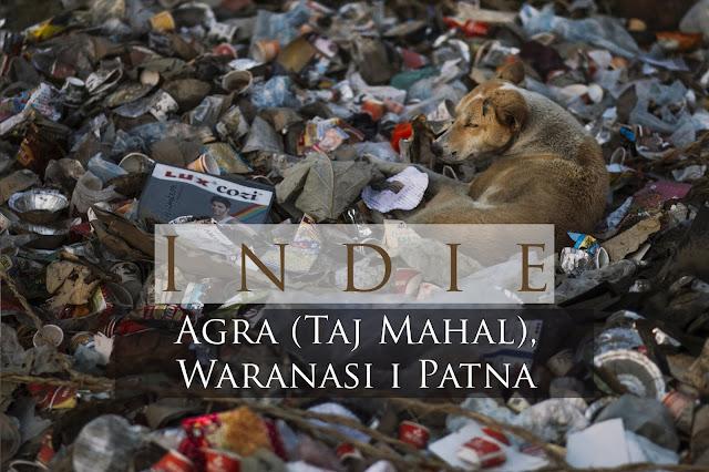 Indie: Agra, Waranasi i… Patna, czyli decyzja o jak najszybszej ucieczce