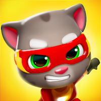 Talking Tom Chase of Heroes Unlimited Money MOD APK