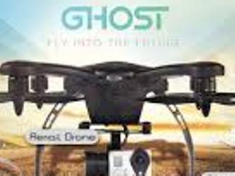 ghost drone atau drone hantu