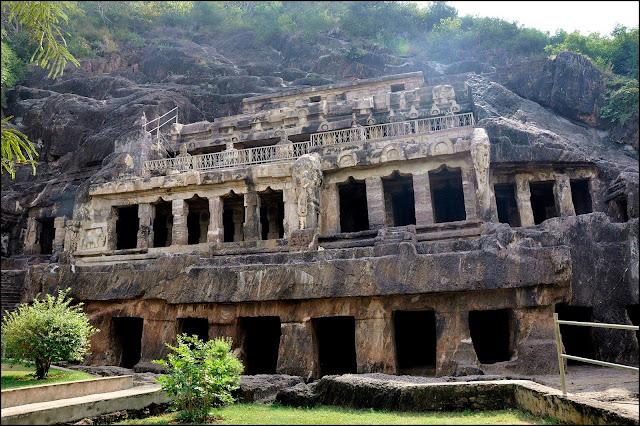 Undavalli Cave-Vijayawada