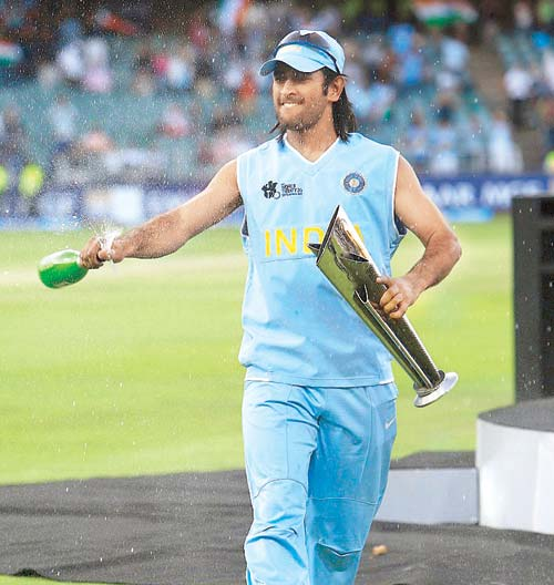 Ms Dhoni T20 Wallpapers And Pictures Ms Dhoni Mahendra Singh Dhoni