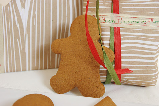 Classic Gingerbread Cookies picture