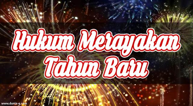 hukum merayakan tahun baru