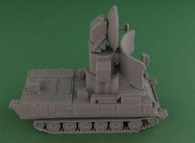 Soviet 1S91 or Straight Flush Radar Vehicle picture 5
