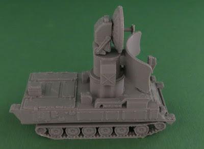 Soviet 1S91 or Straight Flush Radar Vehicle picture 5