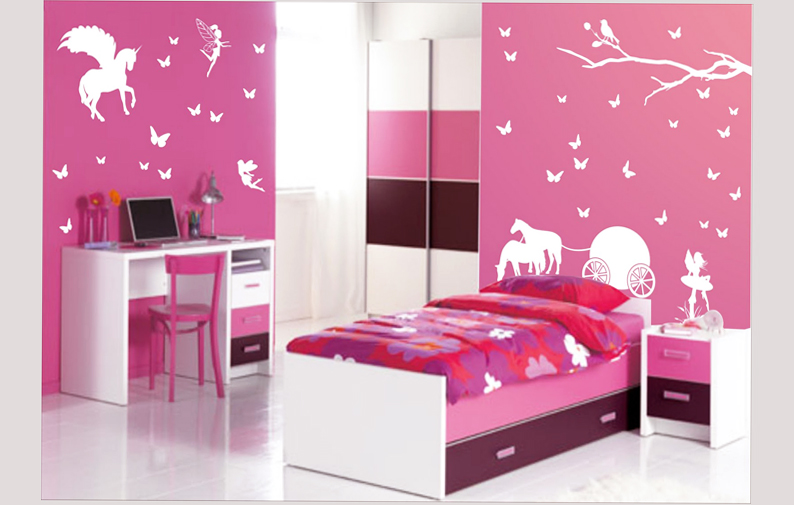 Bedroom Designs And Color For Teenage Girls Ellecrafts Room Kai Paly Dezine