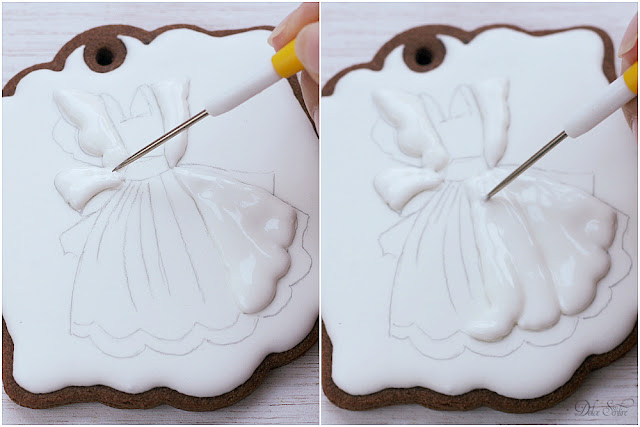 Love for Baking Cookie set {Foto tutorial}