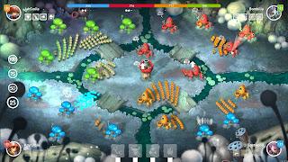 MUSHROOM WARS 2 pc game wallpapers|screenshots|images