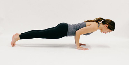 Chaturanga (YOGA)