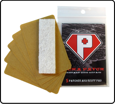 Puka Patch Product Foto