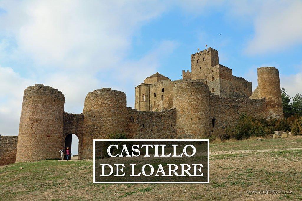 Castillo de Loarre, la joya del románico