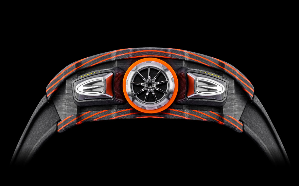 Richard Mille - RM 11-03 McLaren Automatic Flyback ...