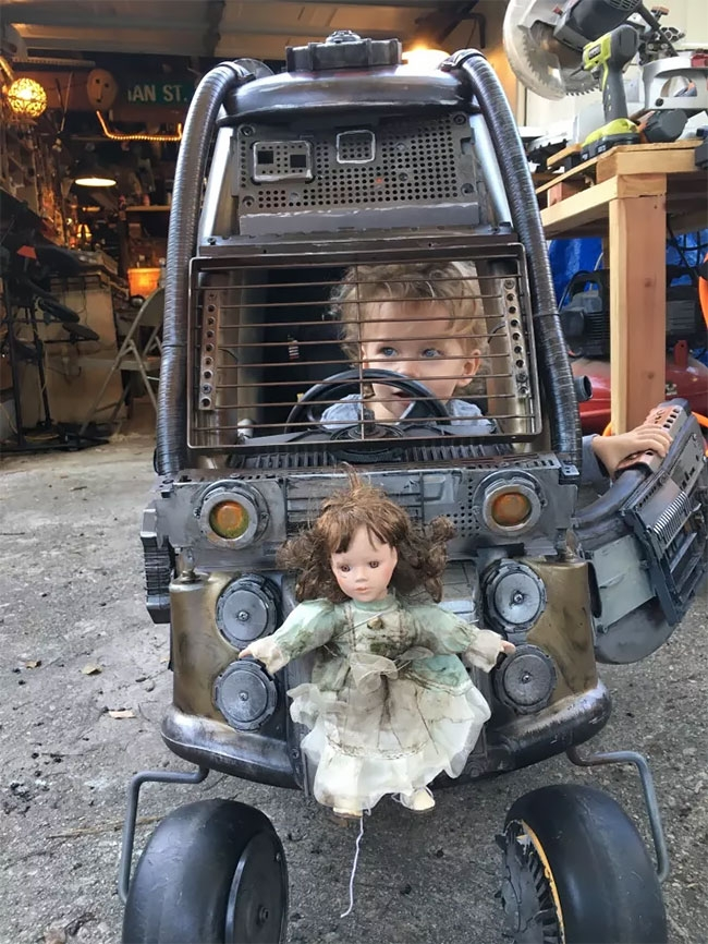 10-Ian-Pfaff-Little-Tikes-Cozy-Coupe-Infused-with-Mad-Max-www-designstack-co