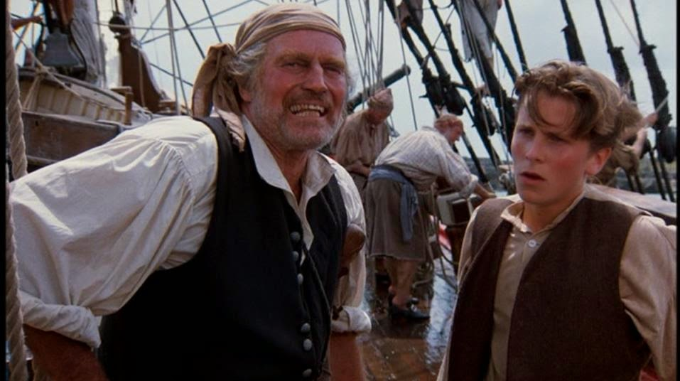 Christian Bale pischello e Charlton Heston
