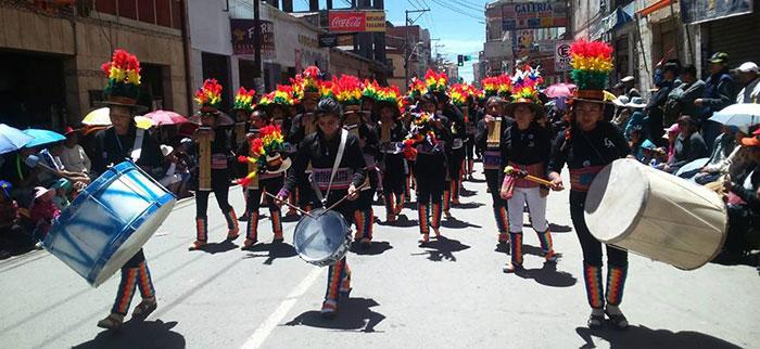 Rol de Ingreso Entrada VISO 2018 - Oruro