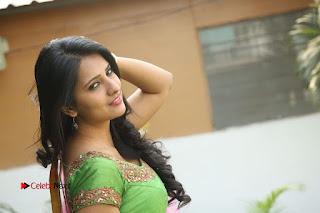 Actress Nikitha Bisht Stills in Lehenga Choli at Pochampally Ikat Art Mela Launch  0442.JPG