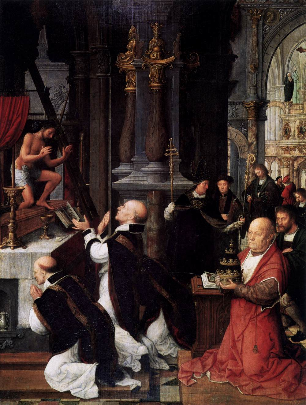 the importance of the sacraments according to saint thomas aquinas St thomas aquinas, or thomas of aquin or  the writings of thomas are of great importance for philosophy as well  and had begun to discuss the sacraments,.
