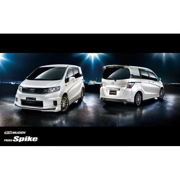 Full Bumper Honda Freed Mugen Spike 2009-2014