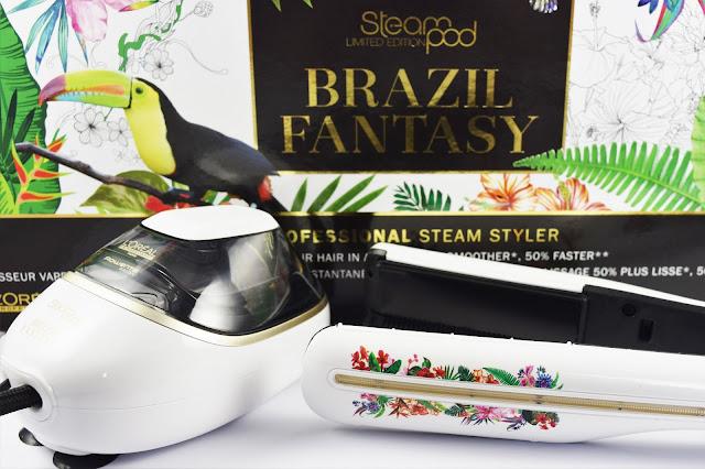 L'Oreal Professionnel Steampod Brazillian Fantasy