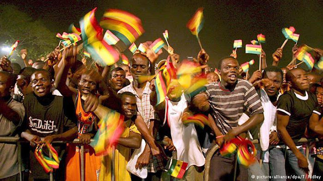Ghana At 60! Ghana marks Independence Day
