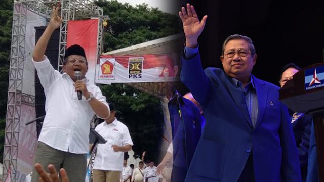 Setelah Prabowo, SBY Bakal Bertemu Zulhas dan Sohibul Iman