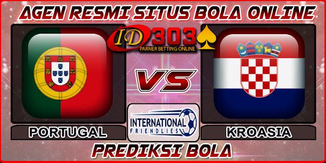 PREDIKSI BOLA PORTUGAL VS KROASIA 07 SEPTEMBER 2018