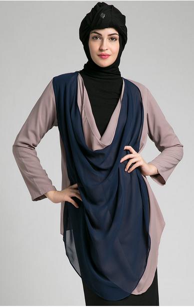 Contoh Baju Hijab Muslim Modern