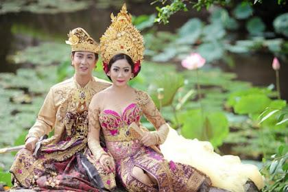 Proses Upacara Pernikahan Hindu Bali
