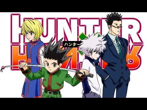 عودة مانجا Hunter x Hunter في 22 سبتمبر  انمي 4يو