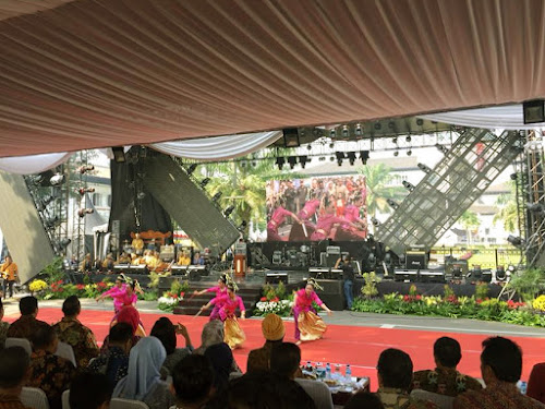 West Java Coffee and Art 2018 Gedung Sate