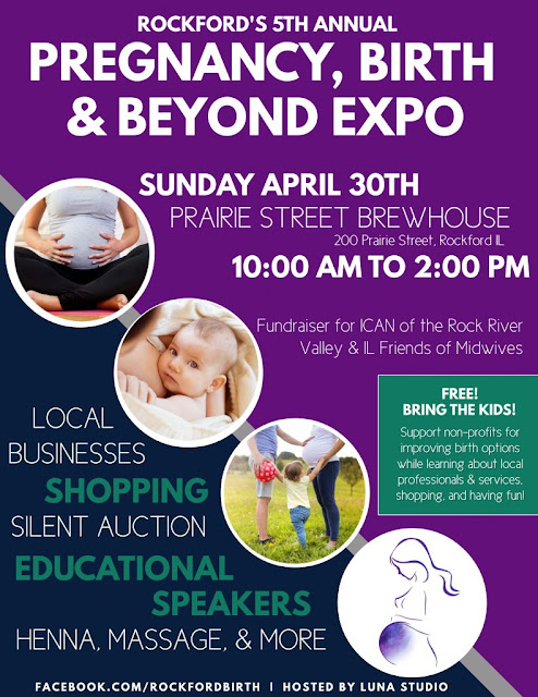 Newborn, Birth, and Pregnancy Expo in Rockford IL