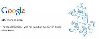 Kesalahan 404 karena salah redirect host