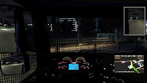 Real Volvo 2009 Dashboard