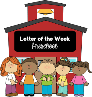 Letter of the Week for Preschool