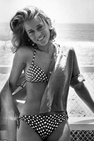 Fonda nudes Jane young