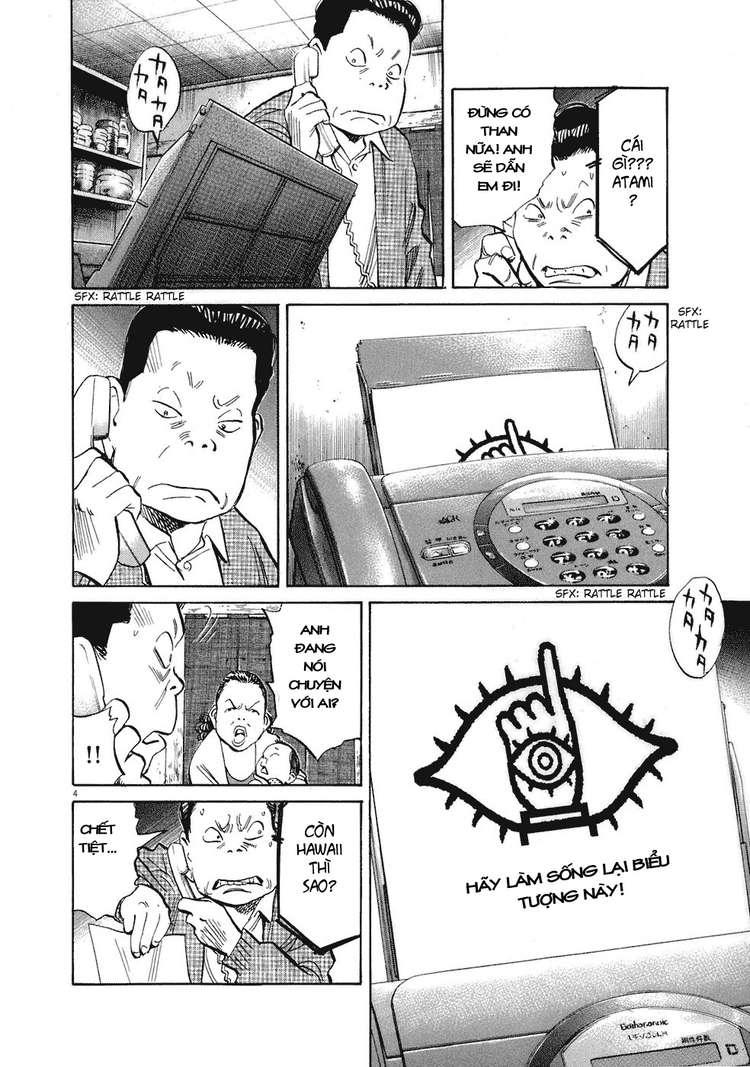 20th Century Boys chapter 218 trang 7