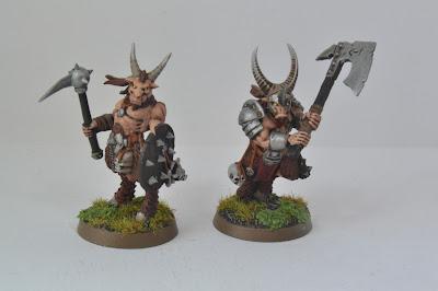 Beastmen Age of Sigmar