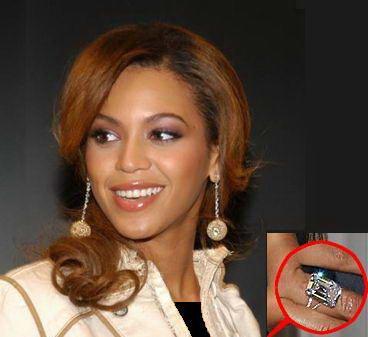 Cincin Beyonce Knowles