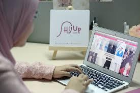 Cara Mudah Mencari Hijab Buat Lebaran Melalui Internet