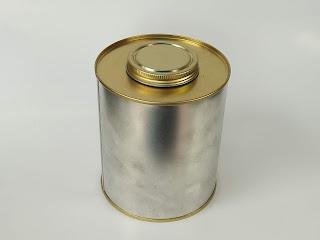 Sản xuất thiếc tráng đựng sơn nước, lon đựng háo chất mạnh, lon đựng sơn dầu 4