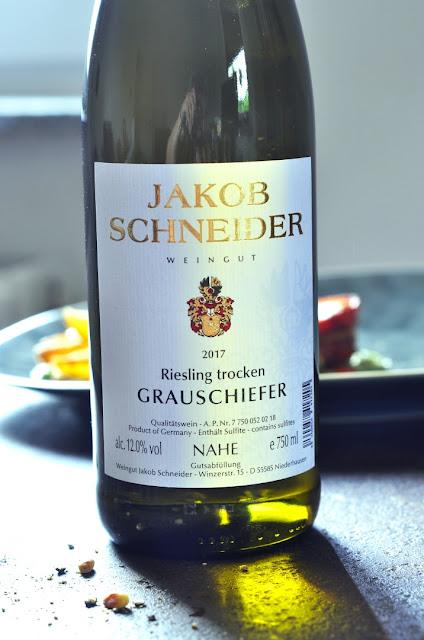 Grauschiefer Riesling trocken aus dem Weingut Jakob Schneider