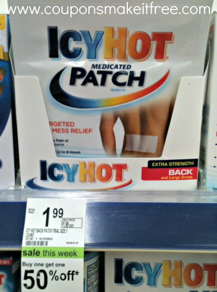 icy hot patch coupons