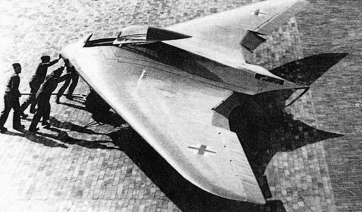 Horten 229 worldwartwo.Filminspector.com