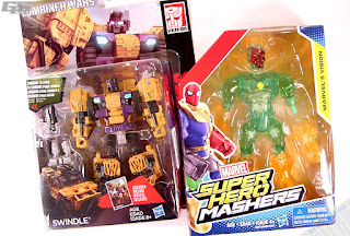 Transformers Combiner Wars Swindle Hero Mashers Vision cheap Disney hasbro comics marvel アメコミ トランスフォーマー